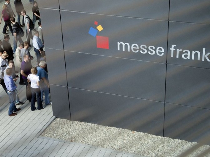 Messe Frankfurt: A timeline of its rich history