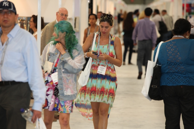 5 Reasons to Download the Texworld US and Home Textiles Sourcing Expo App