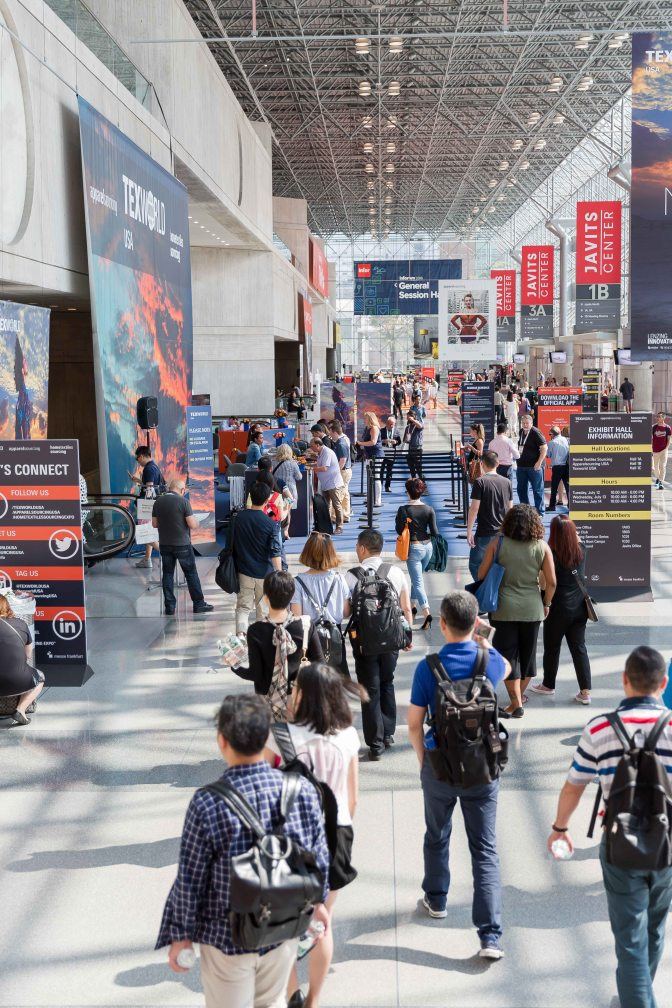 Summer 2016 editions of Texworld USA and Apparelsourcing USA maintain strong visitor attendance