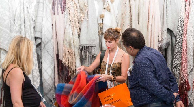 Home Textiles Sourcing Expo showcases over 120 international exhibitors during July 2016 edition