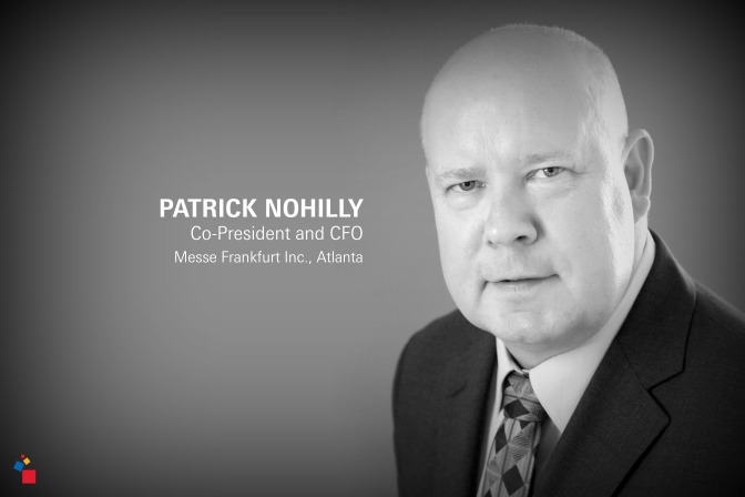 Meet our new Co-President and CFO, Patrick Nohilly