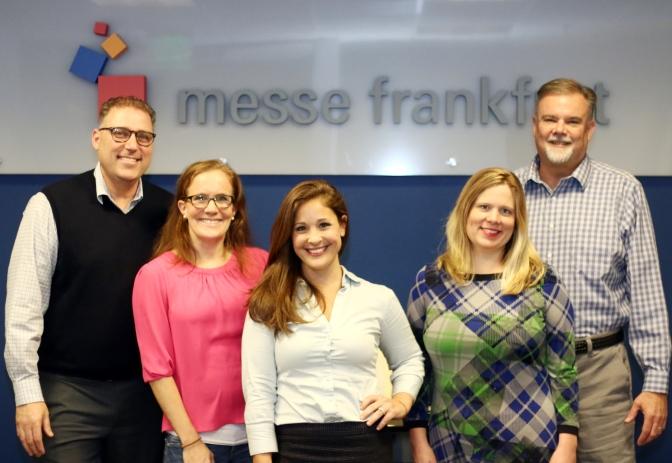Messe Frankfurt North America goes to Expo! Expo!