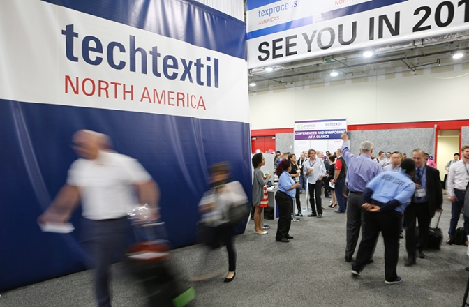 5 Things You Won't Want to Miss at Techtextil North America 2017