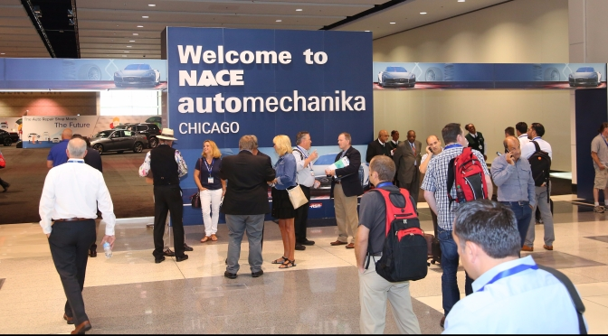NACE Automechanika Thrives in Chicago With Networking, Training